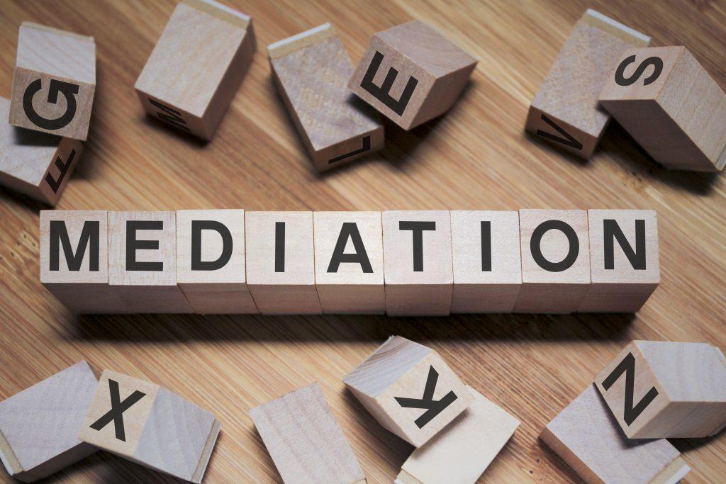 waarom mediation?