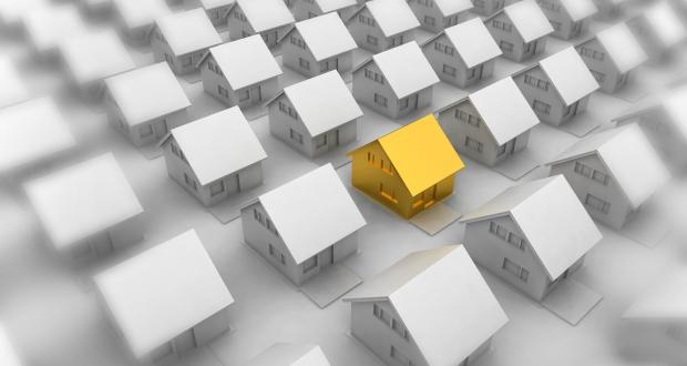 De woning onverdeeld laten na een scheiding